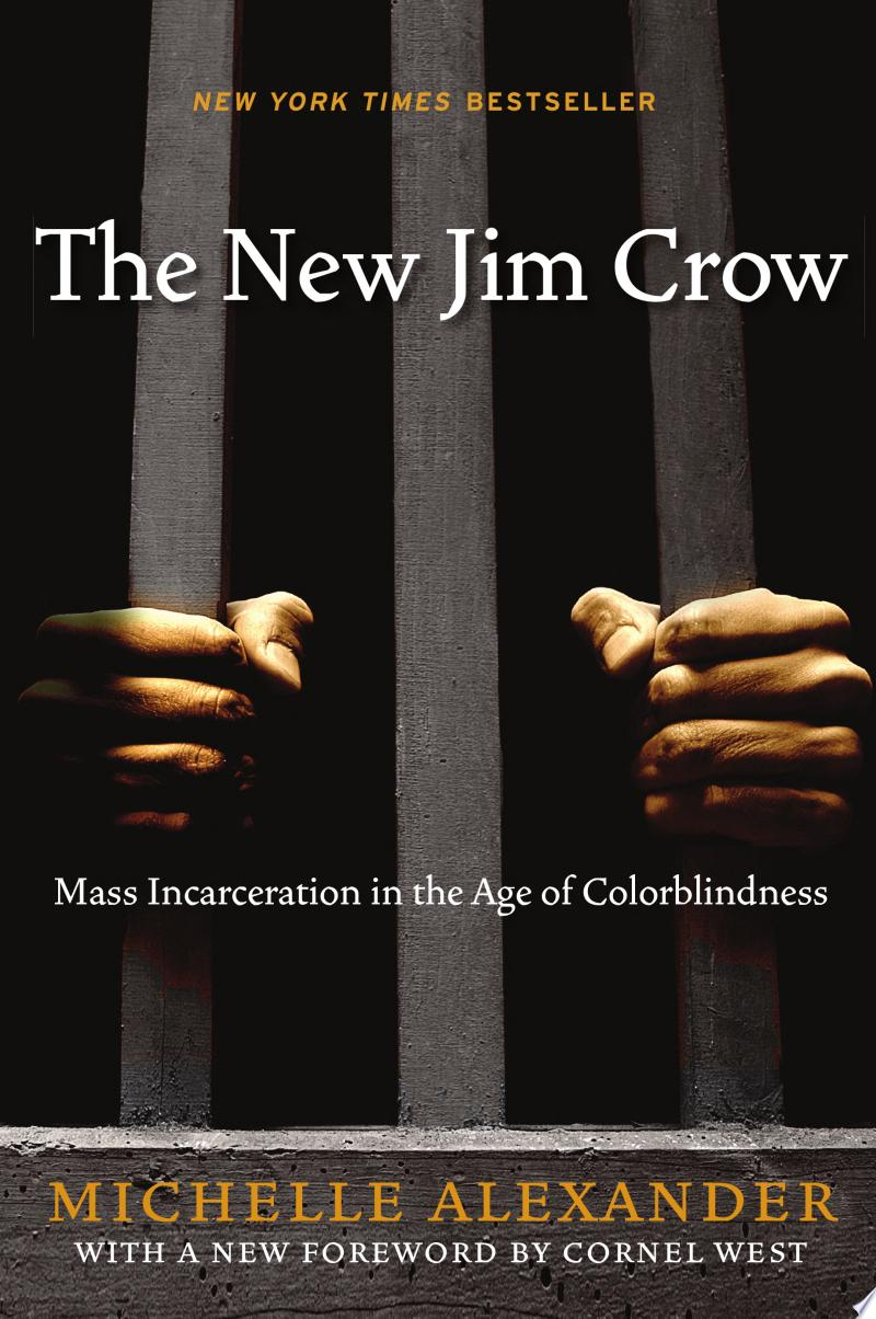 The New Jim Crow image