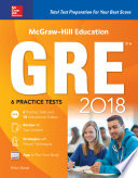 McGraw Hill Education GRE 2018