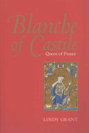 Blanche of Castile  Queen of France Book