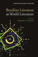 Pdf Brazilian Literature as World Literature Telecharger