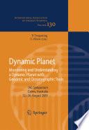 Dynamic Planet Book PDF