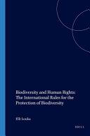 Biodiversity   Human Rights