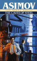 The Caves of Steel Book