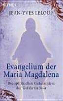 Evangelium der Maria Magdalena