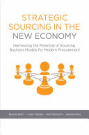 Pdf Strategic Sourcing in the New Economy Telecharger