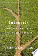 Integrity, First Edition