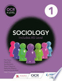 Ocr Sociology For A Level Book 1