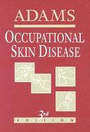 Occupational Skin Disease
