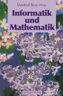 Informatik und Mathematik