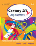 Century 21TM Jr   Input Technologies and Computer Applications