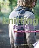 Knitting for Him