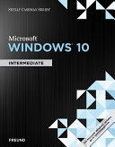 Shelly Cashman Series Microsoft Windows 10  Intermediate