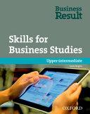 Skills for Business Studies  Upper intermediate