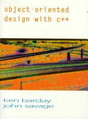 Object oriented Design with C