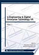 e-Engineering & Digital Enterprise Technology VII