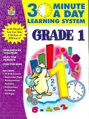 30 Minute a Day Learning System Grade 1