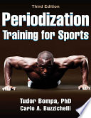 Cover of Periodization Training for Sports, 3E
