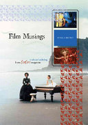 Film Musings Book