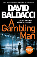 A Gambling Man  Aloysius Archer Book 2 Book