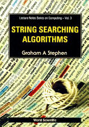 String Searching Algorithms