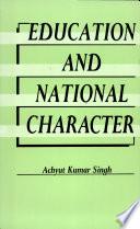 Edu National Character