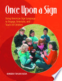 Once Upon a Sign Book PDF