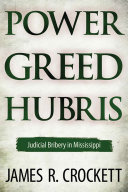 Power  Greed  and Hubris