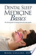 Dental Sleep Medicine Basics