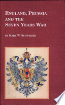 England  Prussia  and the Seven Years War Book