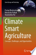 Climate Smart Agriculture Book