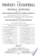 People's Cyclopaedia of Universal Knowledge