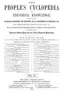 People S Cyclopaedia Of Universal Knowledge
