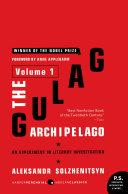 The Gulag Archipelago Volume 1 Pdf/ePub eBook