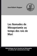 Les Nomades de Mésopotamie au temps des rois de Mari Pdf/ePub eBook