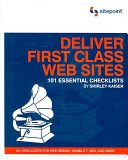 Deliver First Class Web Sites