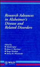 Research Advances in Alzheimer s Disease and Related Disorders