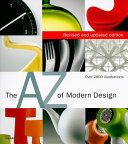 The A Z of Modern Design