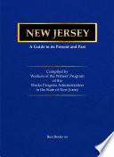 New Jersey, a Guide to Its Present and Past;