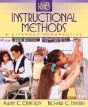 K 8 Instructional Methods