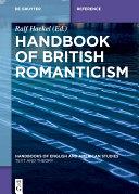 Handbook of British Romanticism [Pdf/ePub] eBook