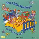 Ten Little Monkeys Jumping on the Bed Book PDF
