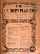 Southern Planter and Farmer