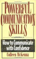 Powerful Communication Skills
