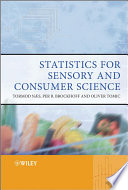 Statistics for Sensory and Consumer Science Book