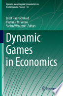 Dynamic Games in Economics