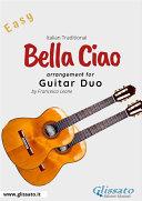 Pdf Bella Ciao - Easy Guitar Duo Telecharger