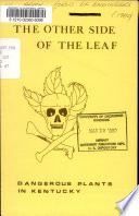 The other side of the leaf