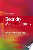 Electricity Market Reforms Book PDF
