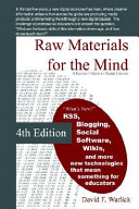 Raw Materials For The Mind