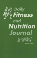 Daily Fitness and Nutrition Journal for Fit   Well